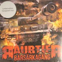 Raubtier – Bärsärkagång (Clear Vinyl LP)