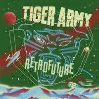 Tiger Army – Retrofuture (Color Vinyl LP)