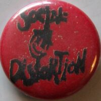 Social Distortion – Smily (Badges)