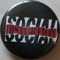 Social Distortion – Logo (Badges)