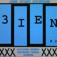 3 I En # 2 – V/A (CD)