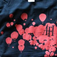 AFI – Ballons (Girlie/Youth T-Shirt)
