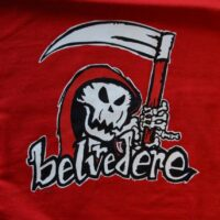 Belvedere – Skelleton (T-Shirt)
