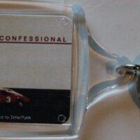 Dashboard Confessional – Car (Nyckelbricka/Keyfob)