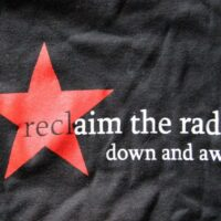 Down And Away – Reclaim (Girlie T-Shirt)