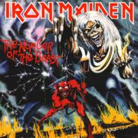 Iron Maiden – The Number Of The Beast (180gram Vinyl LP)