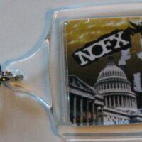 NOFX – Decline (Nyckelbricka/Keyfob)