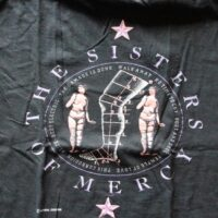 Sisters Of Mercy – Vintage/Used T-Shirt