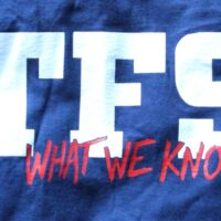 The First Step – What We Know (T-Shirt)