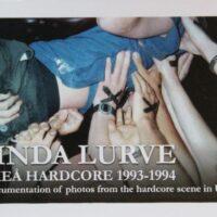 Umeå Hardcore 1993-1994 (Photo Book)(Abhinanda,Refused,Final Exit, mfl)