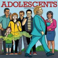 Adolescents – Cropduster (Color Vinyl LP)