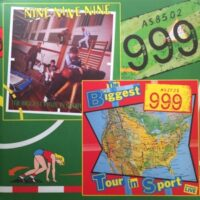 999 . The Biggest Prize In Sport / The Biggest Tour In Sport (2 x Color Vinyl LP)