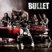 Bullet – Highway Pirates (Clear Vinyl LP)