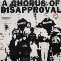 A Chorus Of Disapproval – Truth Gives Wings To Strength (Clear w/red Color Vinyl LP)