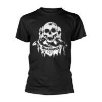 Discharge – 3 Skulls (T-Shirt)
