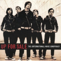 (International) Noise Conspiracy, The – Up For Sale (Vinyl Single)