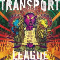 Transport League – Twist And Shout At The Devil (Vinyl LP)