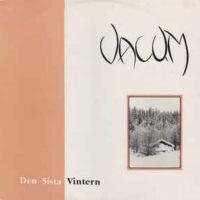 Vacum – Den Sista Vintern (Color Vinyl LP)