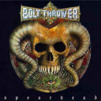 Bolt Thrower – Spearhead / Cenotaph (Vinyl LP)