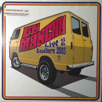 Fu Manchu  Live At Roadburn 2003 (Color Vinyl LP)