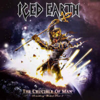 Iced Earth – The Crucible Of Man: Something Wicked Part 2 (2 x Vinyl LP)