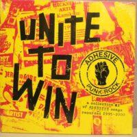Adhesive – Unite To Win (Magenta Vinyl LP)
